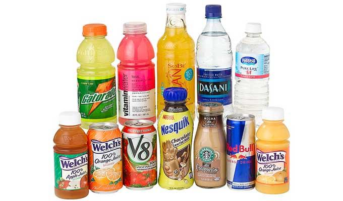 alternatives to soda